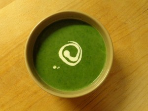 watercress soup3
