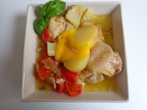 provencal chicken 3