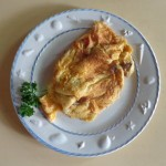 omelette cepes1