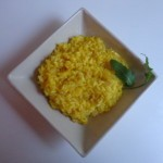saffron risotto2