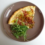 Leek bacon tart7