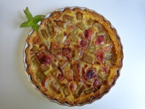 rhubarb peach tart3