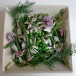 pea bean salad3