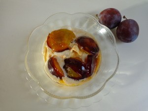 sauteed plums1