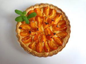 apricot tart1