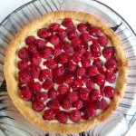 raspberry tart 1