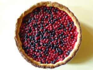 red and black currant tart1