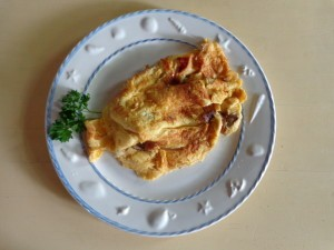 omelette cepes2