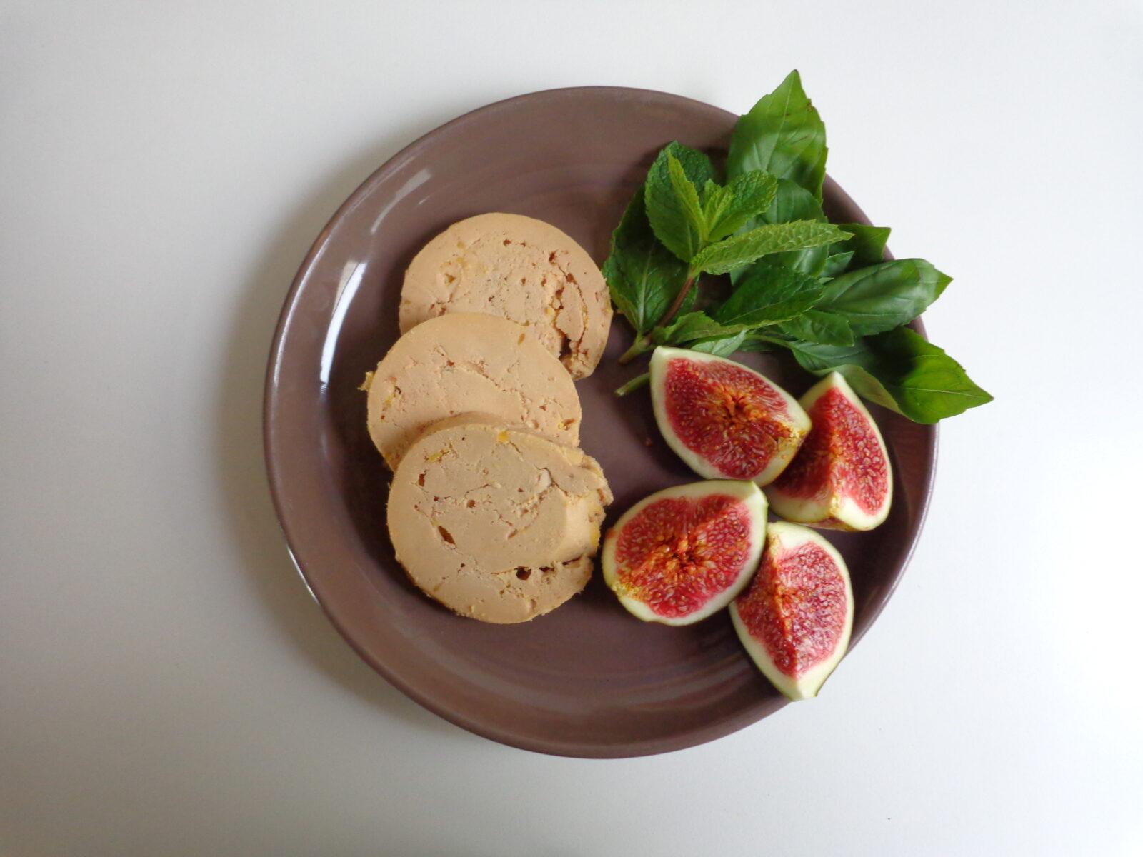 Magret Canard Foie Gras Four foie gras | the everyday french chef