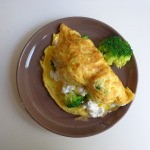 omelet broccoli2