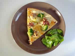 pizza saucisse fenouil