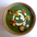 Spinach soup2